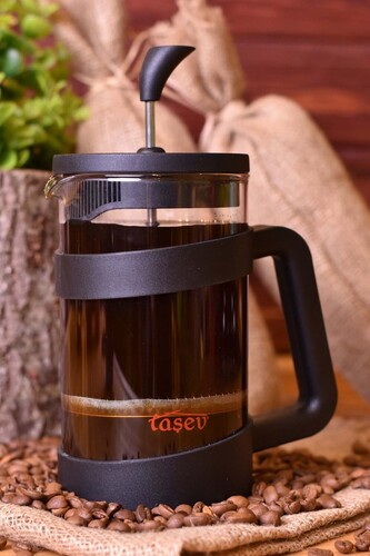 - Zebo - French Press 600 ml Siyah